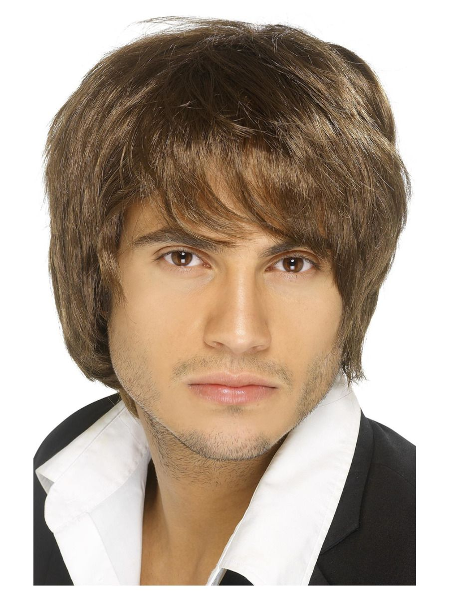 WIG/POPSTAR/BOY BAND WIG