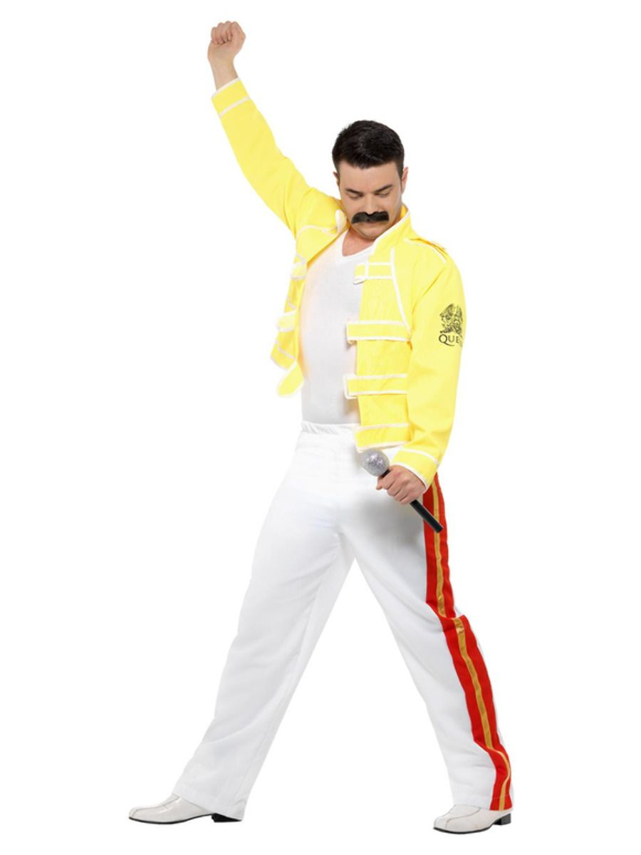 MENS/POP STARS & CELEBRITIES/FREDDY MERCURY