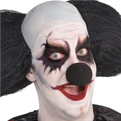 ACCESSORIES/HALLOWEEN/PROPS/BLACK CLOWN NOSE