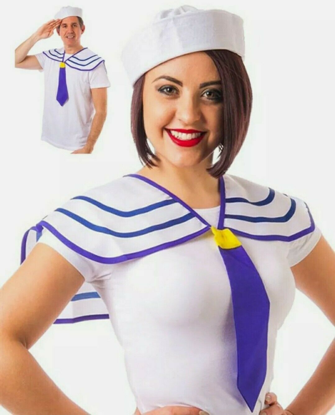 ACCESSORIES/CHARACTER KITS/2 PIECE INSTANT SAILOR KIT