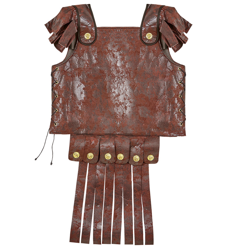 MENS/HISTORY/LEATHER LOOK ROMAN/GREEK BODY ARMOUR (1Size)