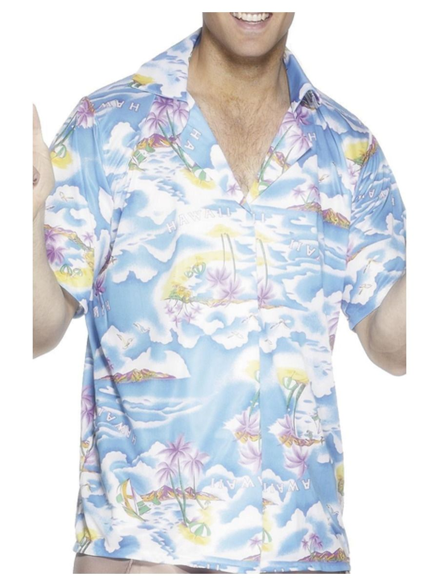 MENS/COUNTRIES/HAWAIIAN SHIRT
