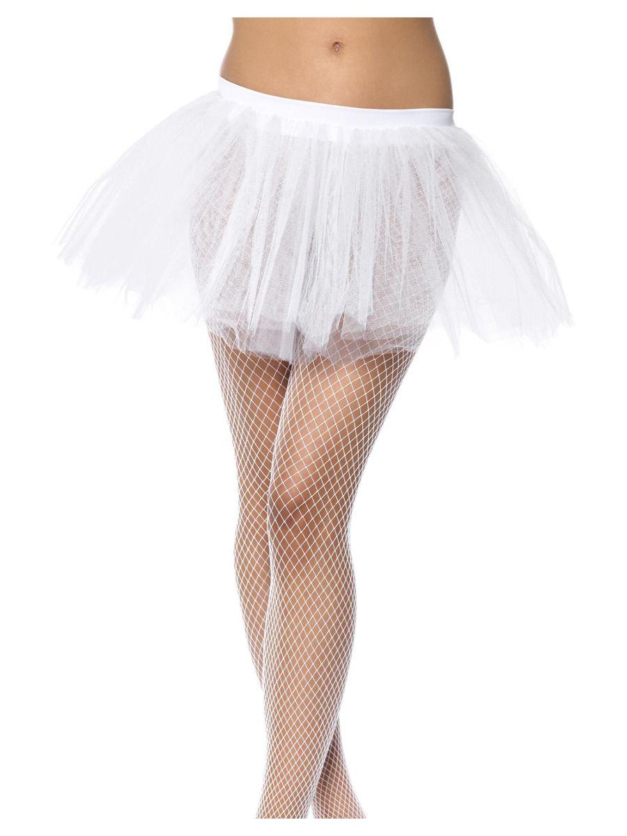 ACCESSORIES/TUTU'S/ Tutu Underskirt, White