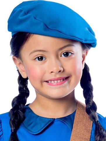 GIRLS/HISTORY/Evacuee Girl - Child Costume