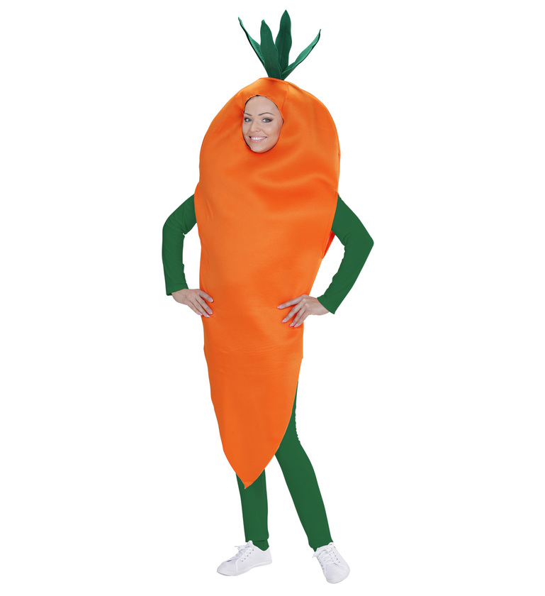 MENS/COMEDY/ CARROT COSTUME
