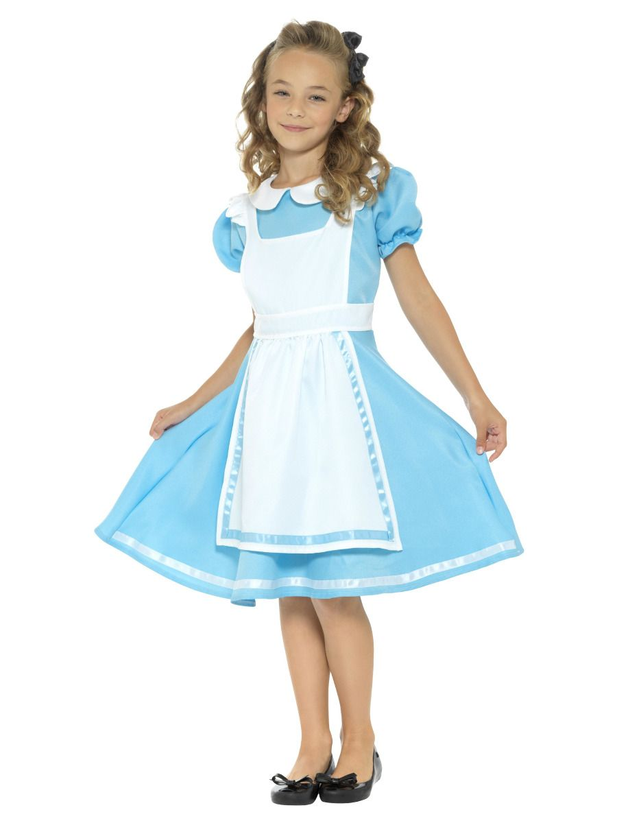 GIRLS/FAIRYTALE/ Wonderland Princess Costume