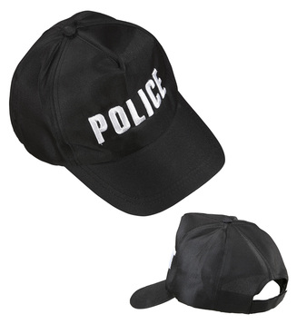 ACCESSORIES/HATS&HEADBANDS/POLICE CAP
