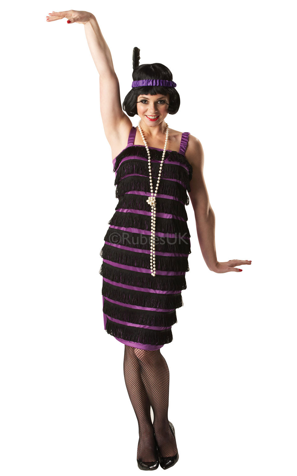 WOMAN/DECADES/1920S/FLAPPER DRESS
