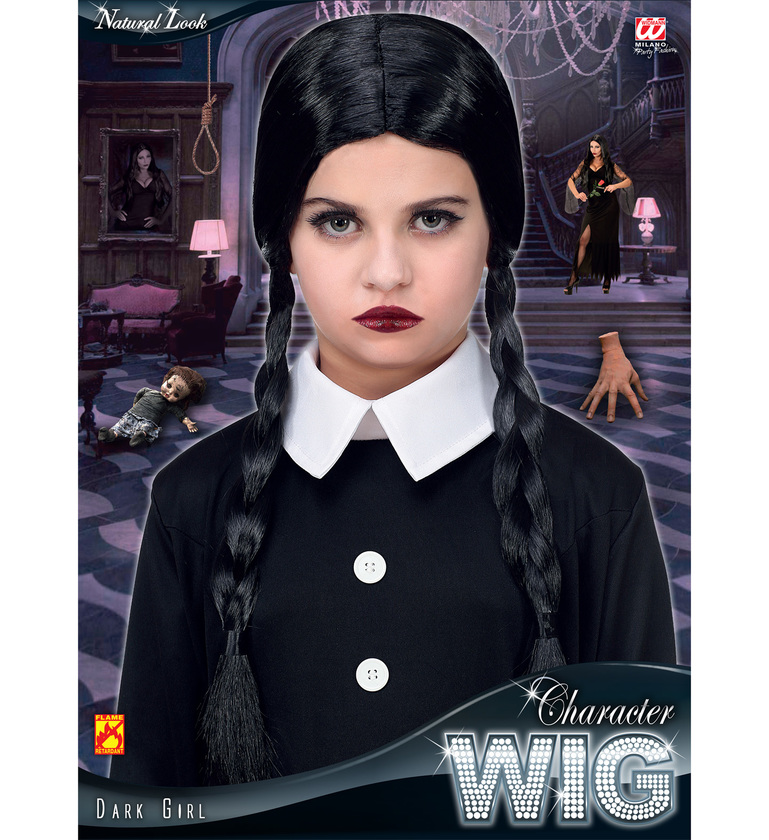 WIG/FILM& TV / DARK GIRL