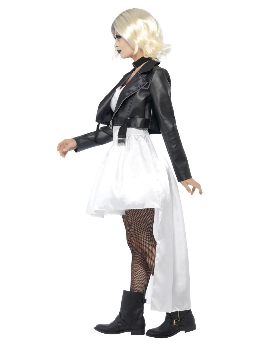 WOMAN/HALLOWEEN/Bride of Chucky, Tiffany Costume, White