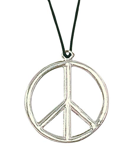 ACCESSORIES/JEWELLERY/HIPPIE MEDALLION METAL