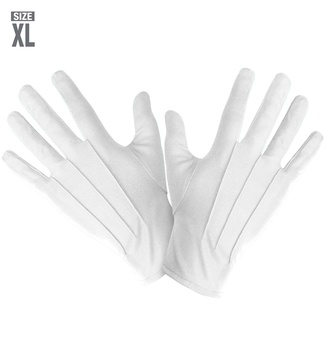 ACCESSORIES/GLOVES&SCARVES/SHORT WHITE XL