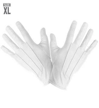 ACCESSORIES/GLOVES&SCARVES/SHORT WHITE XL
