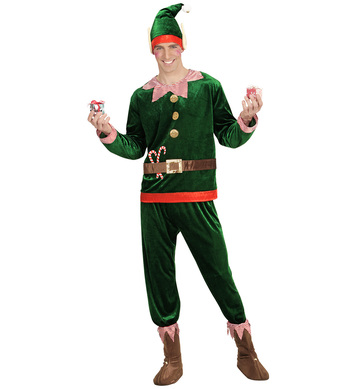 MENS/CHRISTMAS/SANTA'S LITTLE HELPER ELF
