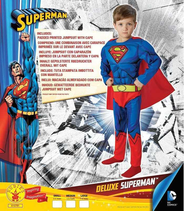 BOYS/SUPER HEROS/ SUPERMAN