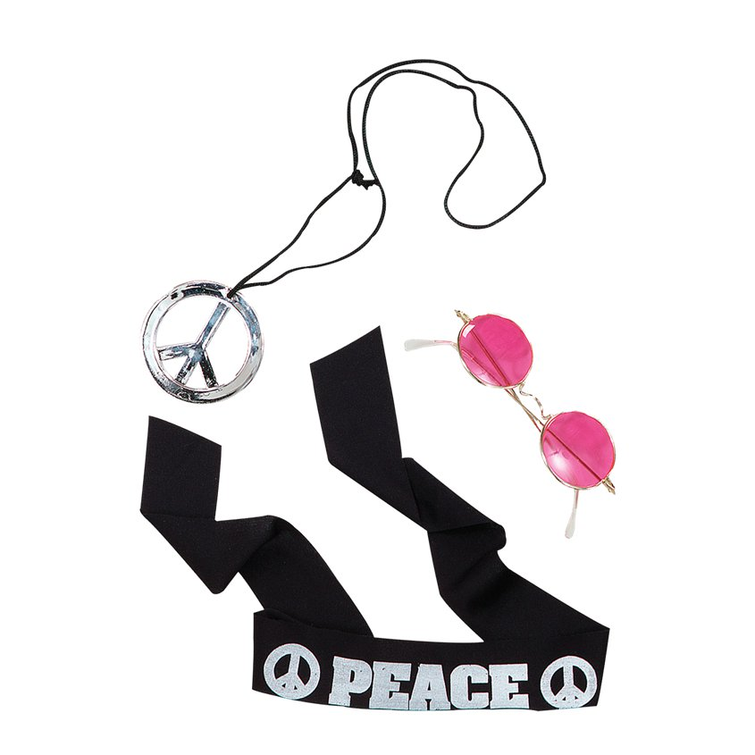 ACCESSORIES/GLASSES/HIPPY KIT