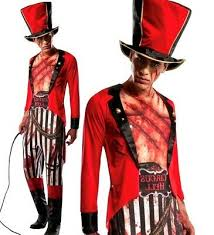 MENS/HALLOWEEN&HORROR/MAULED RINGMASTER