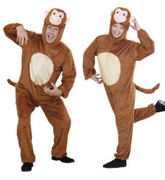 MENS/ANIMALS/ PLUSH FUNNY MONKEY