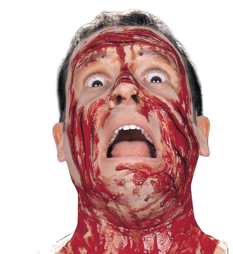MAKE UP/SCARS & WOUNDS/BLOOD GEL BOTTLE