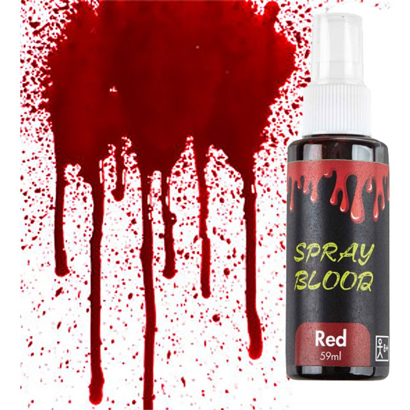 MAKEUP/SCARS & WOUNDS /SPRAY BLOOD