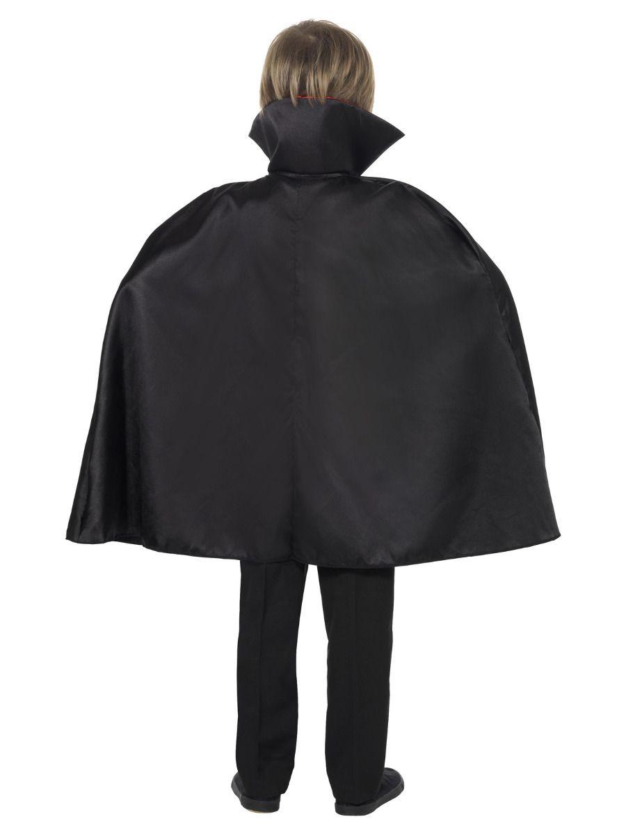 BOYS/HALLOWEEN/Dracula Boy Costume, Black