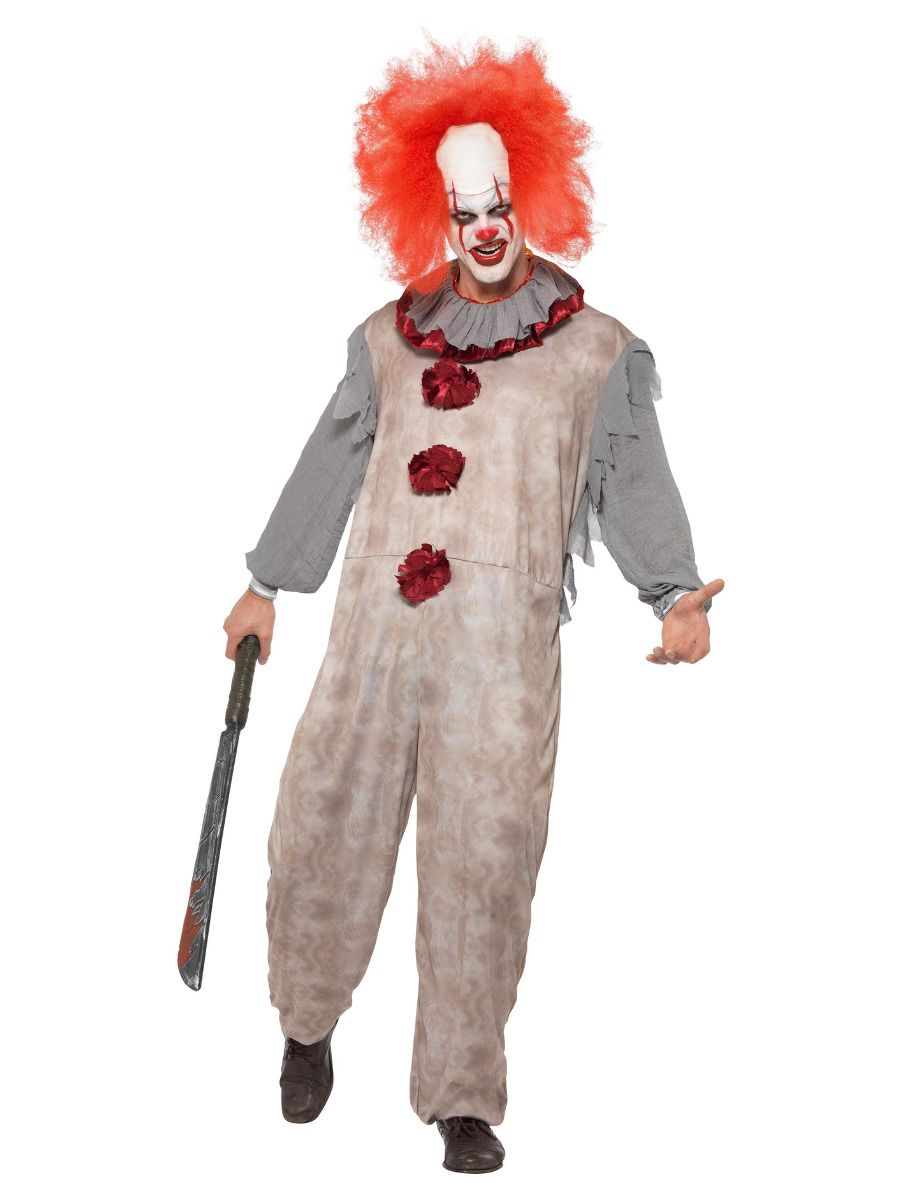 MENS/HALLOWEEN/VINTAGE CLOWN