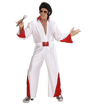 MENS/POP STAR & CELEBRITIES/ELVIS JUMPSUIT