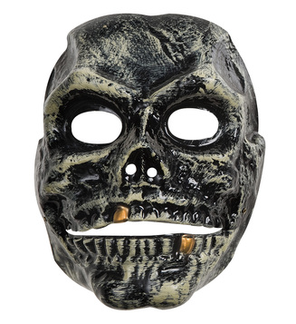 ACCESSORIES/HALLOWEEN/MASKS/ SKULL MASK WITH MOVABLE JAW