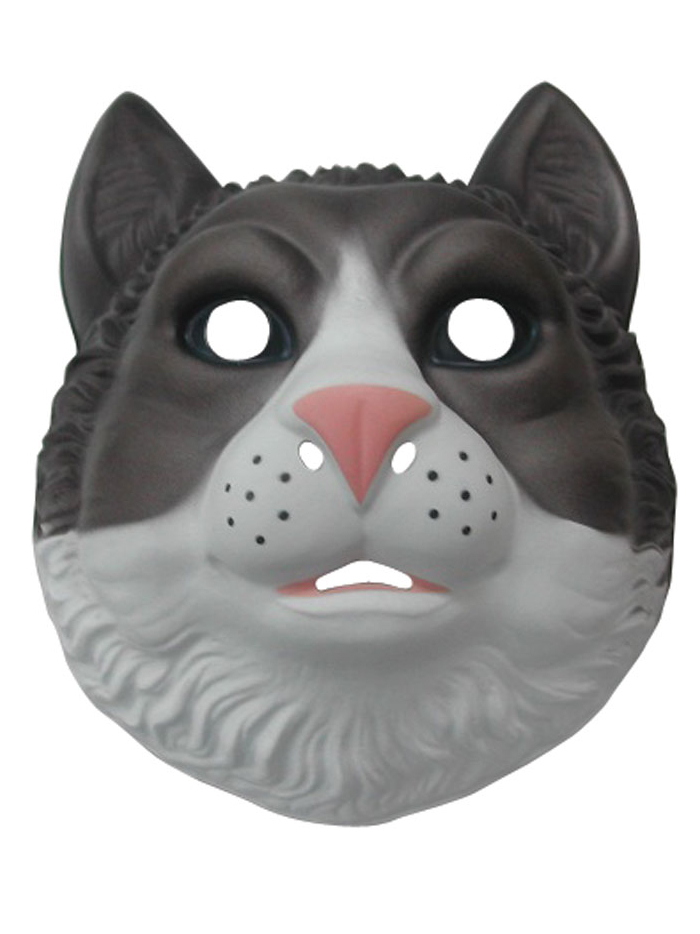 ACCESSORIES/FACE MASKS/ CAT MASK