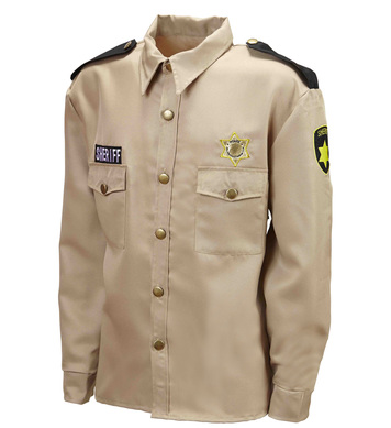 MENS/UNIFORM/SHERIFF SHIRT