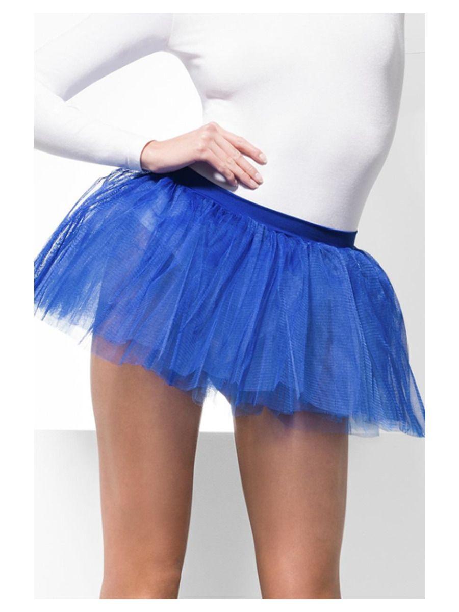 WOMAN/TUTU'S/ Tutu Underskirt, Blue