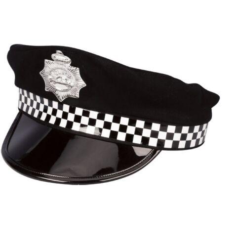 ACCESSORIES/HATS & HEADBANDS/POLICE HAT