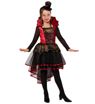 GIRLS/HALLOWEEN/VAMPIRESS Childrens