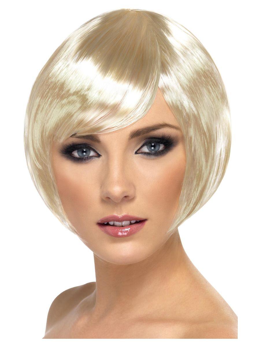 WIG/SHORT/Babe Wig, Blonde