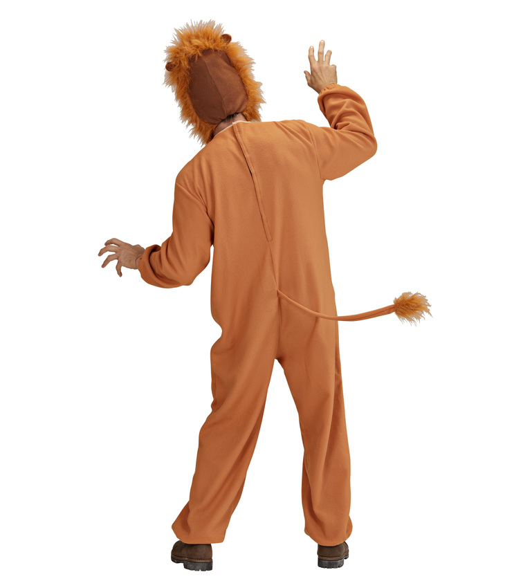 MENS/ANIMALS/ LION COSTUME