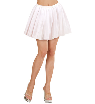 WOMAN/TUTU'S/ TUTU - ADULT SIZE - WHITE