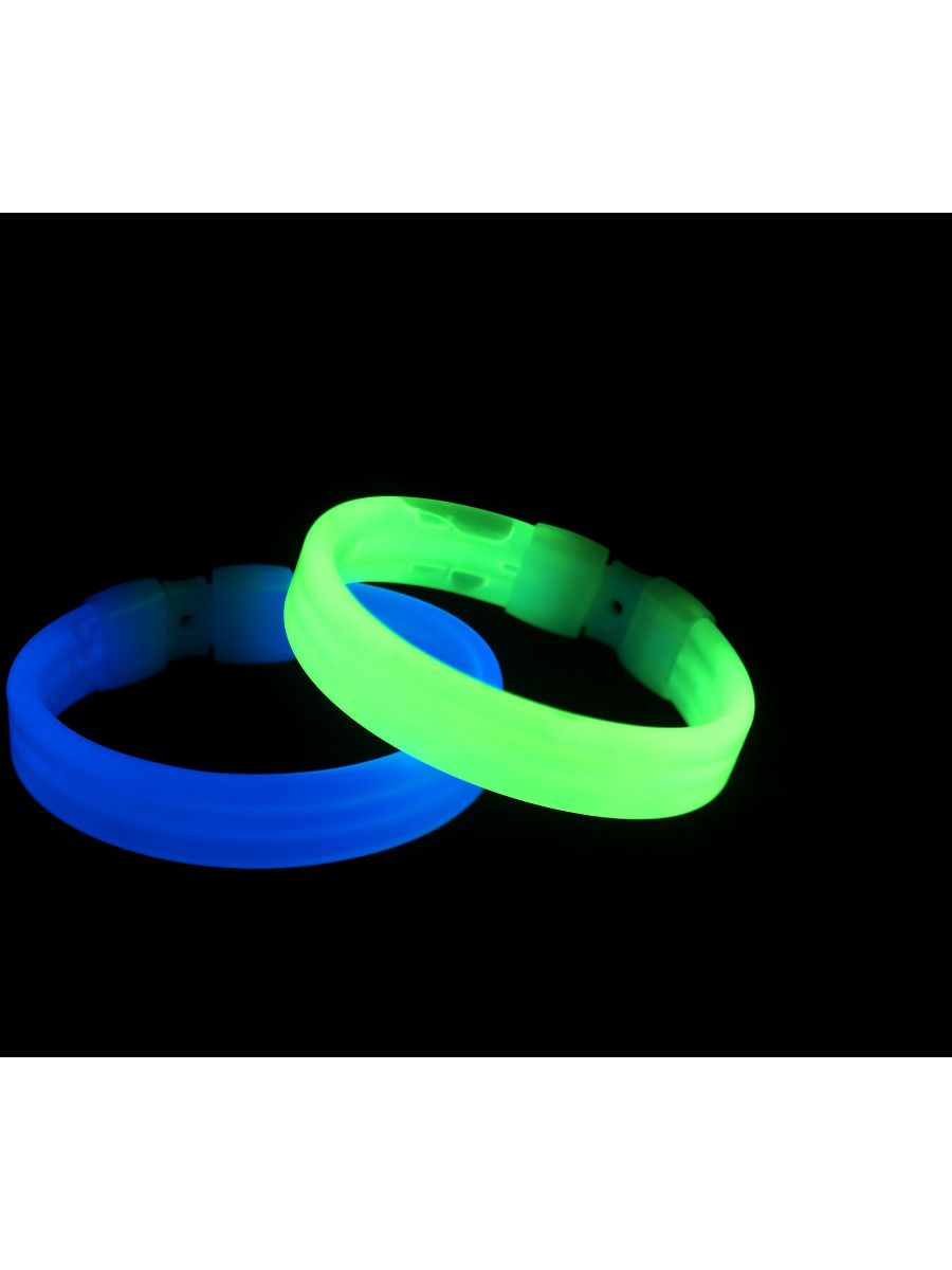 ACCESSORIES/JEWELLERY/ WIDE GLOW BRACELET