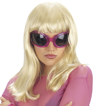 WIG/TV & FILM/PATSY WIG BLONDE