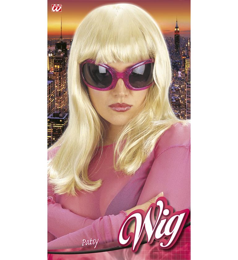 WIG/TV & FILM/PATSY WIG BLONDE