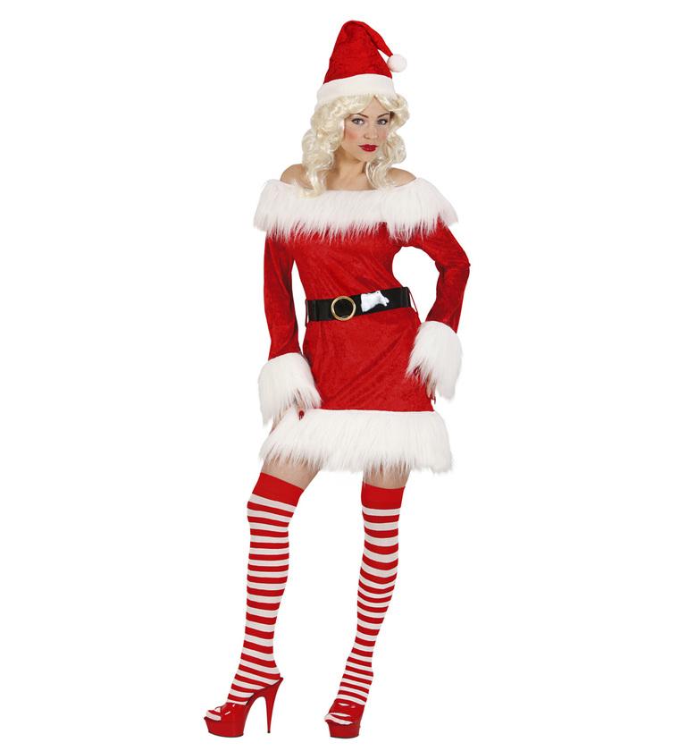 WOMAN/CHRISTMAS/ MISS SANTA