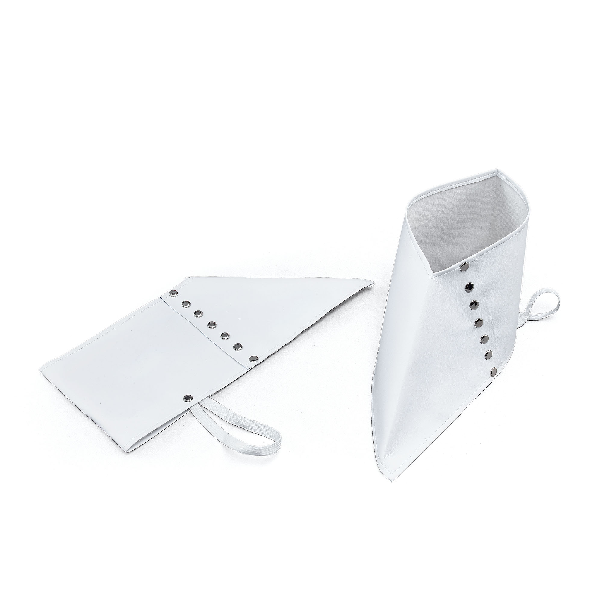 ACCESSORIES/PROPS/ WHITE SPATS