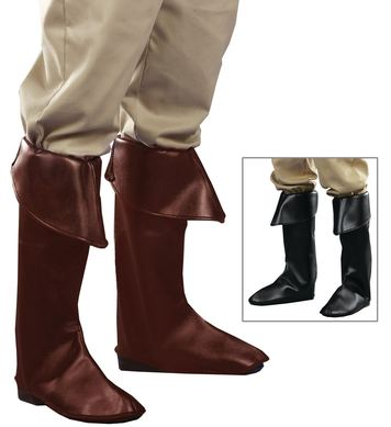 ACCESSORIES/LEG WARMERS & BOOT COVERS/LEATHER LOOK BOOT COVERS