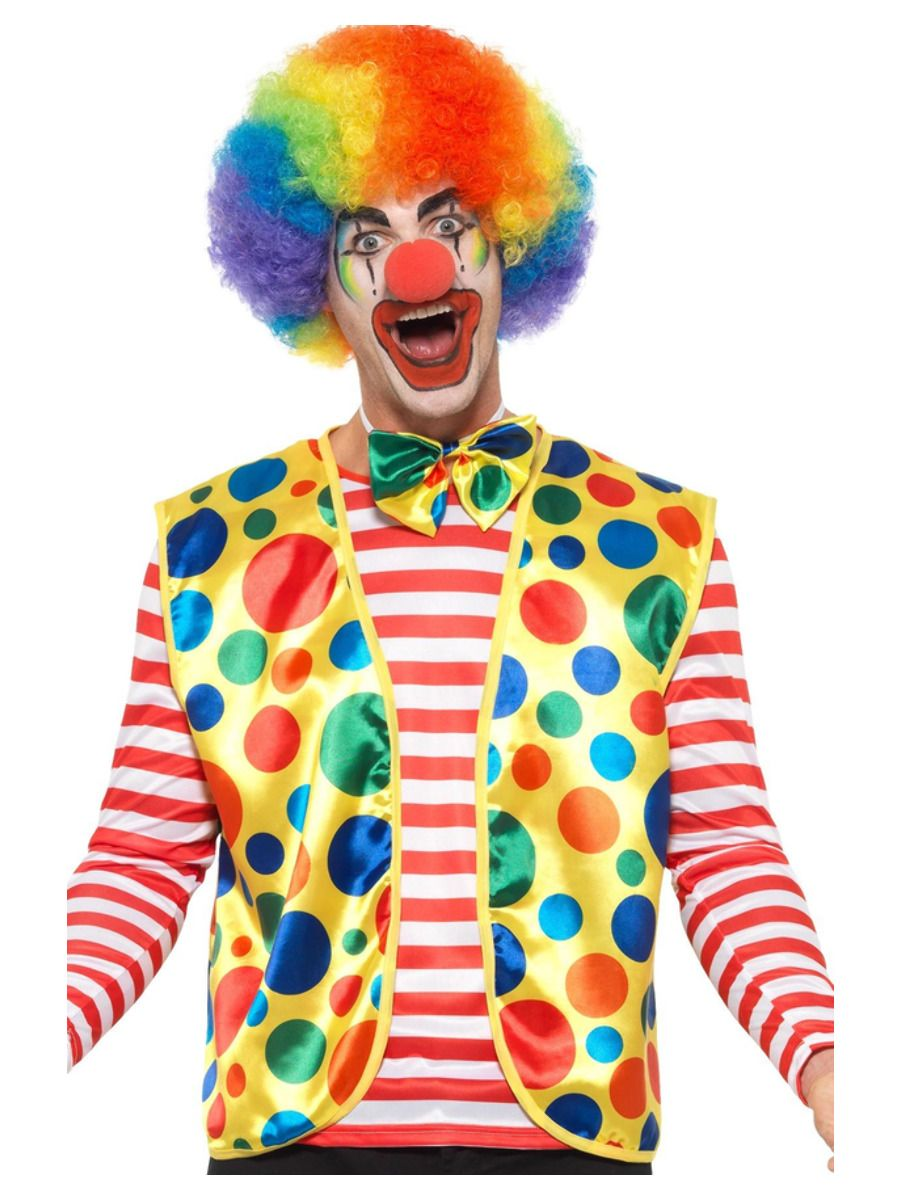 ACCESSORIES/CHARACTER KITS/Clown Kit, Yellow