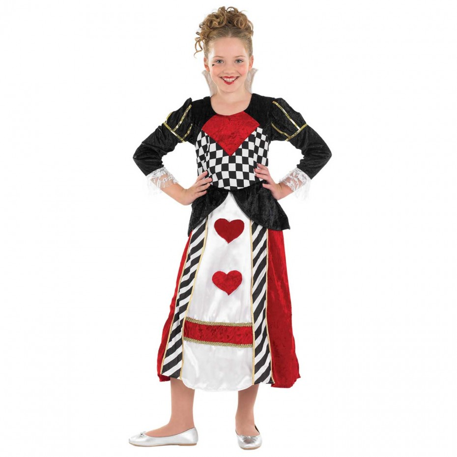 GIRLS/FAIRYTALE/ KIDS FAIRYTALE QUEEN COSTUME