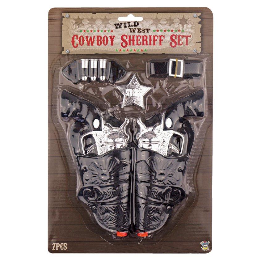 ACCESSORIES/GUNS & WEAPONS/SHERIFF SET