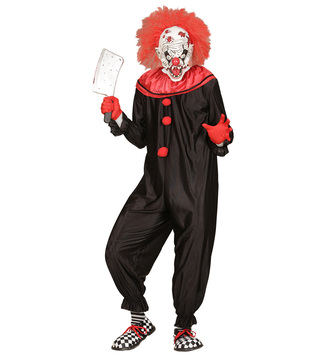 MENS/HALLOWEEN/KILLER CLOWN