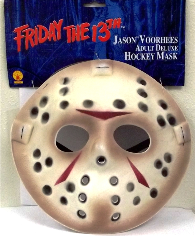 ACCESSORIES/HALLOWEEN/MASK/JASON HOCKEY MASK