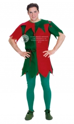 MENS/CHRISTMAS/CHRISTMAS ELF TUNIC (CLASSIC)