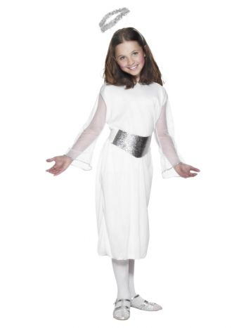 GIRLS/CHRISTMAS/ANGEL COSTUME