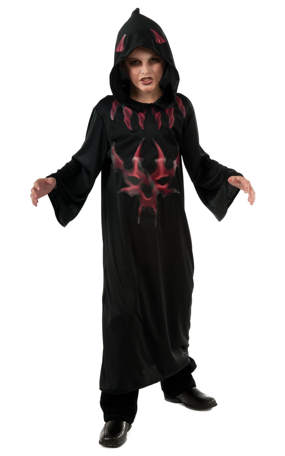 BOYS/HALLOWEEN&HORROR/DEVIL ROBE